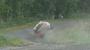 Sébastien Chardonnet Remarkable Save - 2014 Rally Finland