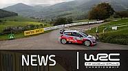 Stages 15-18: Rallye de France-Alsace 2014