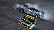 Post-race bumper cars - 2014 Charlotte