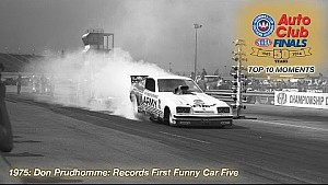 1975 Don Prudhomme: Records 1st Funny Car 5 | 10 Top Finals Moment