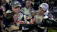 Full post-race brawl between Jeff Gordon and Brad Keselowski