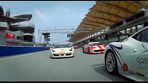 Ferrari Challenge APAC: Wyatt and Tjiptobiantoro victorious in Race 2 at Sepang
