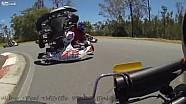 Karting Crash Compilation