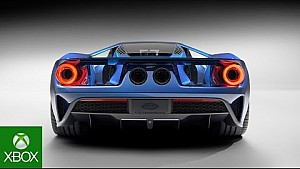 Ford GT behind-the-scenes with Forza Motorsport 6
