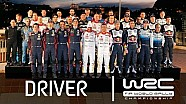 Rallye Monte-Calo 2015: WRC Driver Line-Up