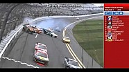 NASCAR 2015 Xfinity Daytona Qualifying BIG Crash