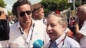 Agag Q & A - Ocho constructores para entrar en la Fórmula E próxima temporada