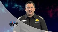 Tony Stewart -  Up To Speed | Mobil 1 The Grid