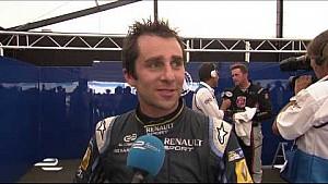 Miami ePrix - Nico Prost entrevista posterior a la carrera