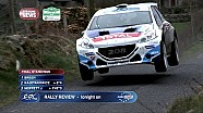 Standings finales del Circuito de Rally, Irlanda 2015