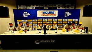 ELMS Press Conference - Silverstone - Lancaster vs Tincknell vs Gommendy