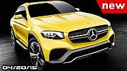 Mercedes GLC Coupe, 2016 Audi A7, Cadillac CT6 V8, el nuevo Ford Taurus en Fast Lane Daily