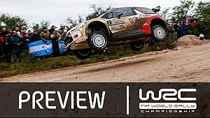WRC Rally Argentina 2015 : Preview