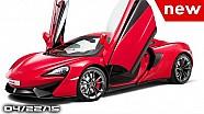 Subaru BRZ STi, McLaren 570S GT4, Cadillac CT6 Hybrid - Fast Lane Daily