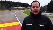 Ricardo González comentarios previos a las 6 Horas de Spa
