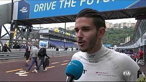 ePrix de Mónaco: Daniel Abt