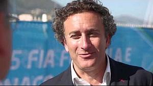 ePrix de Mónaco, entrevista con Alejandro Agag