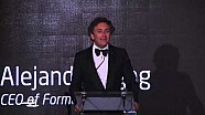 Monaco ePrix - Gala dinner highlights