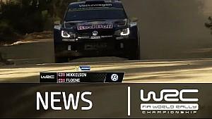 WRC - Vodafone Rally de Portugal 2015: Shakedown