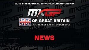 MXGP de Gran Bretaña lo destacado 2015