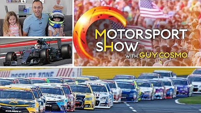Motorsport Show with Guy Cosmo Ep 9