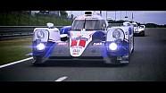 24 Heures du Mans 2015 - Les constructeurs LM P1 s'affrontent déjà sur la piste