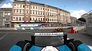 Moscow ePrix - onboard camera mix