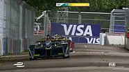 Visa London ePrix race 1 highlights