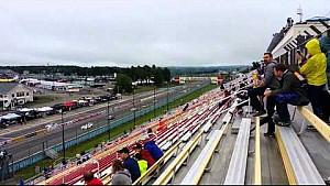 From the grandstands: Watkins Glen TUSC restart
