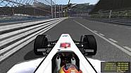 rFactor - Formule E à Monaco