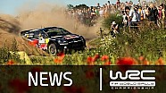 WRC - LOTOS 72nd Rally Poland 2015: Stages 6-8