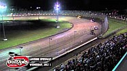 Highlights: World of Outlaws Sprint Cars Lakeside Speedway July 1st, 2015