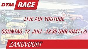 DTM - Zandvoort - Course 2 LIVE