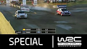 Rally Poland 2015: Tännk vs. Sordo