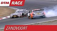 Blomqvist voltea a  Wickens - DTM Zandvoort 2015
