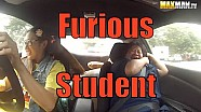 Rápido y Furioso nerds choques de instructores