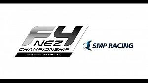 SMP Формула 4.  Аластаро,  гонка 3