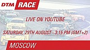 DTM Moscow 2015 - Race 1 - Live Stream