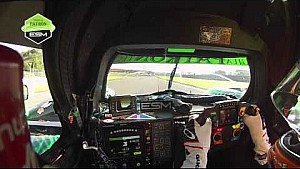 Nürburgring on-board lap with Johannes van Overbeek