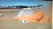Tonneaux, tonneaux et tonneaux pour Pedro Piquet en Porsche Cup Brasil (Goiânia)