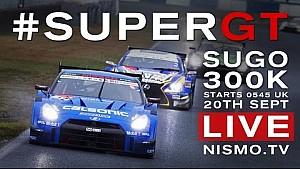 SUPER GT full race - 2015 RD.6 - SUGO - JAPAN