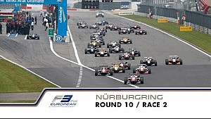 F3 Europe - Nürburgring - Course 2