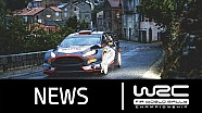 Rallye de France 2015: Shakedown