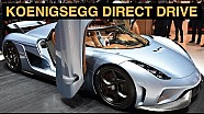 Koenigsegg Direct Drive - Koenigsegg Regera - Explained