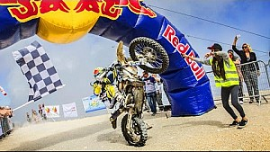 Graham Jarvis Claims Hard Enduro Victory - Red Bull Sea to Sky