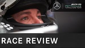 Nico Rosberg resume el GP de Rusia en Sochi