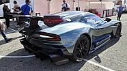 Le son du V12 de l'Aston Martin Vulcan !