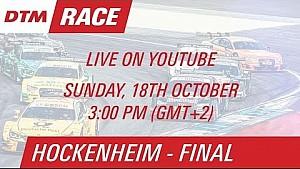 دي تي أم هوكنهايم - السباق الثاني