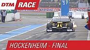 Wittmann's Bonnet Flies off! - DTM Hockenheim - Finale 2015