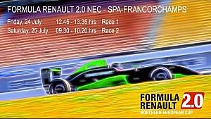 Renault 2.0 NEC - Spa 2015 Race 1